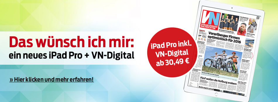 Das neue iPad Pro + VN-Digital