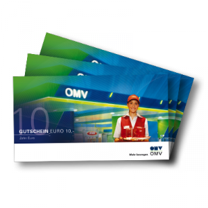 OMV-Gutschein + Zeitungsabo
