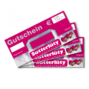 Sutterlüty-Gutschein