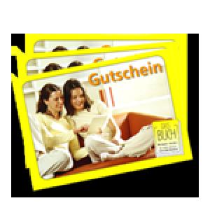 DAS BUCH-Gutscheine + Zeitungsabo