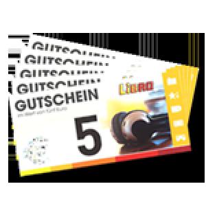Libro-Gutscheine + Zeitungsabo