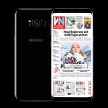 Samsung Galaxy S8 für Printkunden