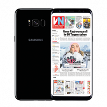 Samsung Galaxy S8 für Neukunden